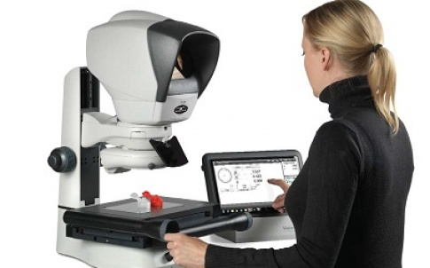 Kestrel Elite non-contact measuring microscope