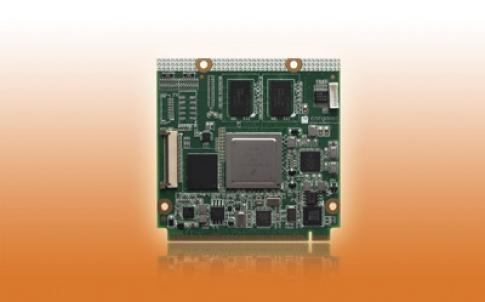 Conga-QMX6 Qseven module