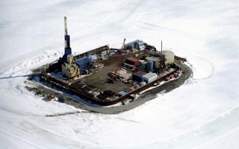 BP's Alaskan Northstar rig