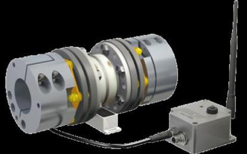 ROBA-DSM shaft coupling