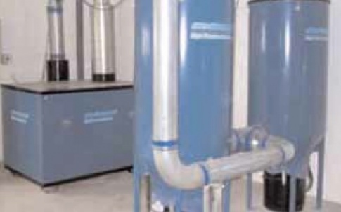 Nederman fume extraction equipment