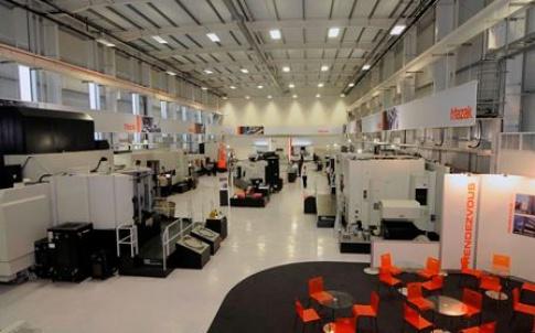 Yamazaki Mazak's European Technology Centre
