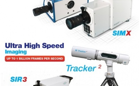 Ultra-high-speed cameras