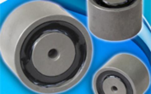 Hardened magnets