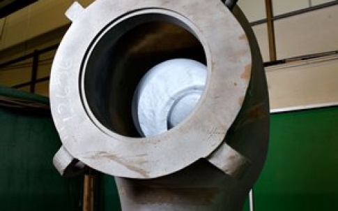 One of the quench valves clad by Arc Energy Resources