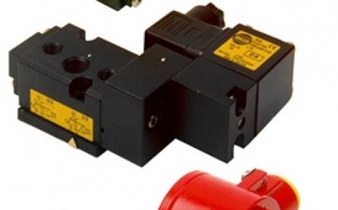 Pneumatrol Namur range of solenoid valves