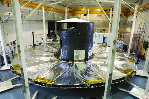 Gaia will be the largest SiC instrument ever flown