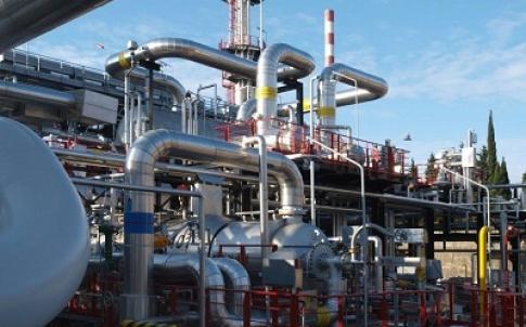 INA Rijeka refinery