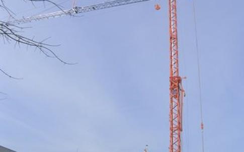 Arcomet crane