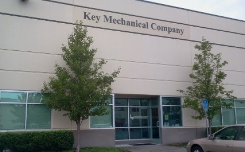 Key Mechanical's office