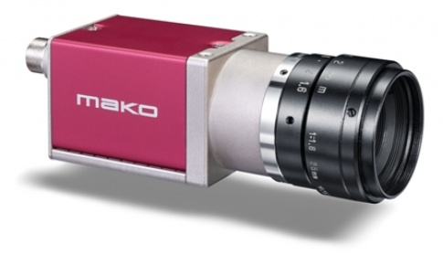 AVT Mako camera