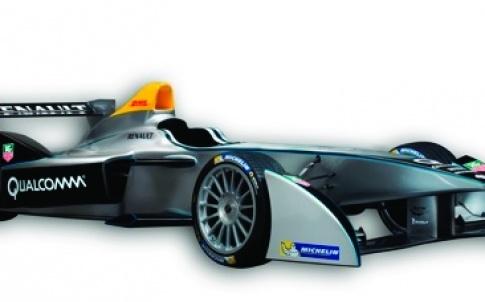 Electric Formula Inside The Formula E Racing Car The Engineer The
