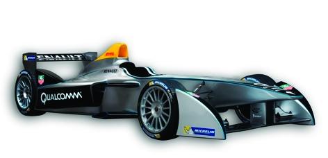 Electric formula inside the Formula E racing car  The Engineer