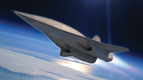 Son of Blackbird - Lockheed Martin's SR-72