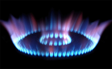 Hydrogen-enriched natural gas