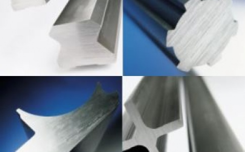 Stainless steel profiles