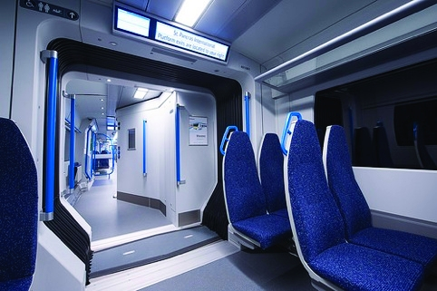 New Train Design Has Siemens Reaching For The Stars The