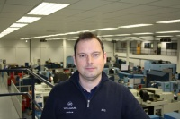 Andrew Goodwin, Senior Applications Engineer, Williams Advanced Engineer
