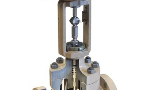 Samson valve positioner