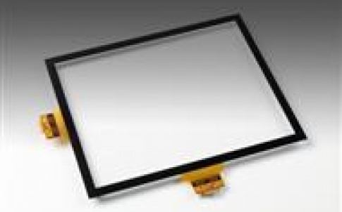 Projective Capacitive touch screen
