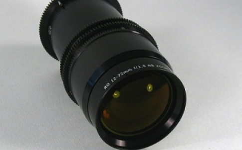 Non-browning zoom lens