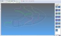 Engineering Pro software for footwear pattern development