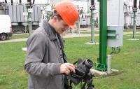 Flir GF306 optical gas imaging camera