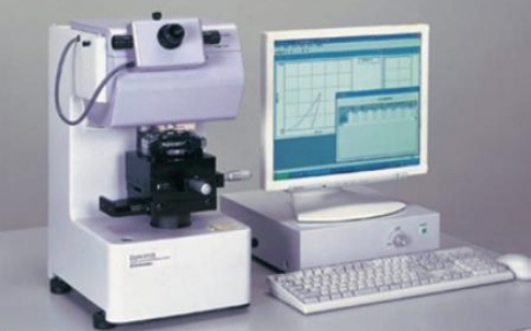 Overview of Shimadzu DUH-211S dynamic ultra micro hardness tester