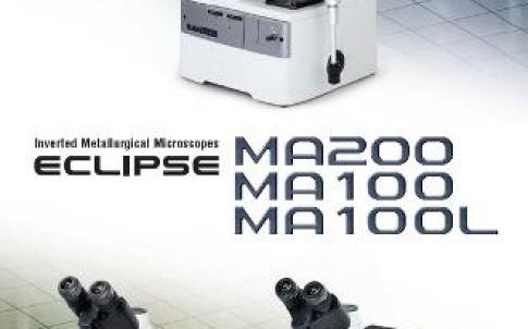 MA200/MA100/MA100L brochure cover