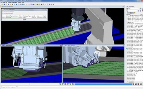 Vericut Composite Simulation