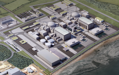 EDF Hinkley Point C nuclear power
