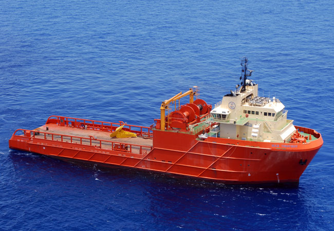 Rolls Royce Awarded 163 50m Deck Machinery Contract The
