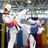 Aerospace testing equipment was used to analyse Tae Kwon Do scoring vests