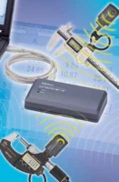 U-Wave wireless measurement data system