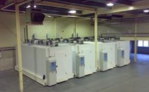 Pharmaceutical stability test rooms