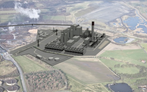 White Rose CCS carbon capture Drax