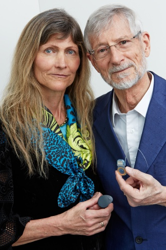 Ingeborg and Erwin Hochmair invented multi-channel cochlear implants