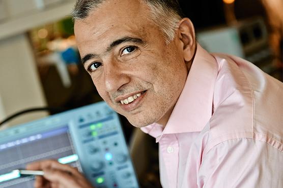 Christofer Toumazou, Regius professor of biomedical engineering at Imperial College London