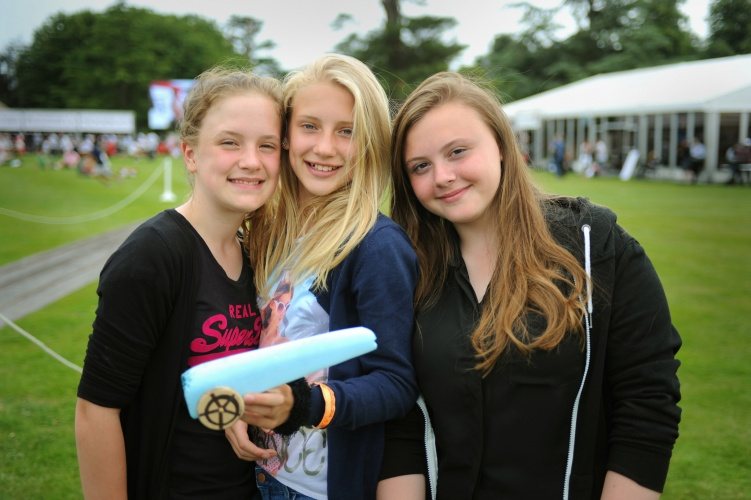 Twynham rocket kids