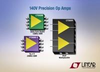 140V precision op amps
