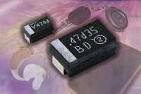 TL3 series of Tantamount surface-mount tantalum moulded chip capacitors