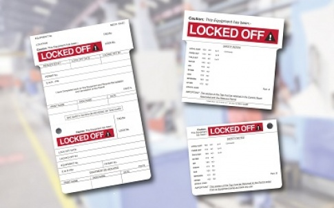 Lock Out T Card system