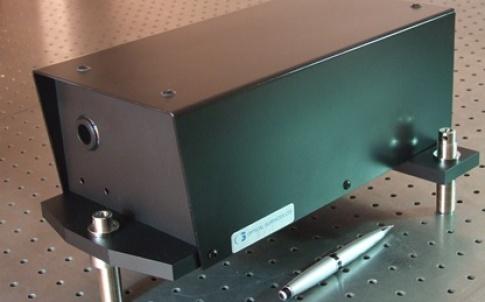 Reflective beam expander