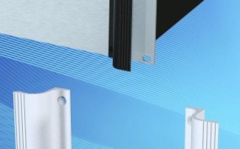 19in front panel handles