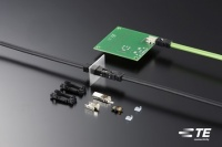 Mini I/O industrial connector system