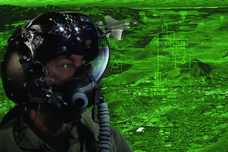 Warfighter Wearables How Advanced Display Technology Is Shaping The Soldier Of The Futureon F 35 Helmet Mounted Display System