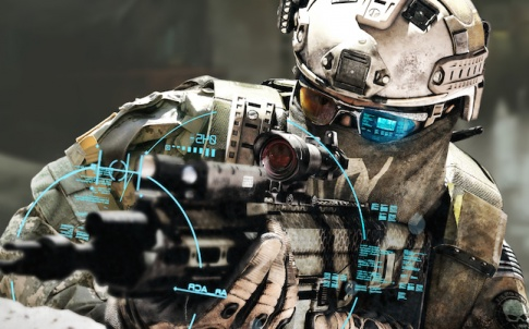 Tom Clancy Ghost Recon Future Soldier