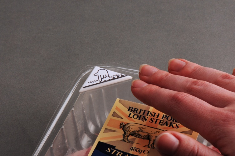 The label could help cut down on unnecessary food wastage