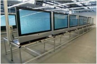 CC-Link is a de-facto standard in the flat-panel display industry