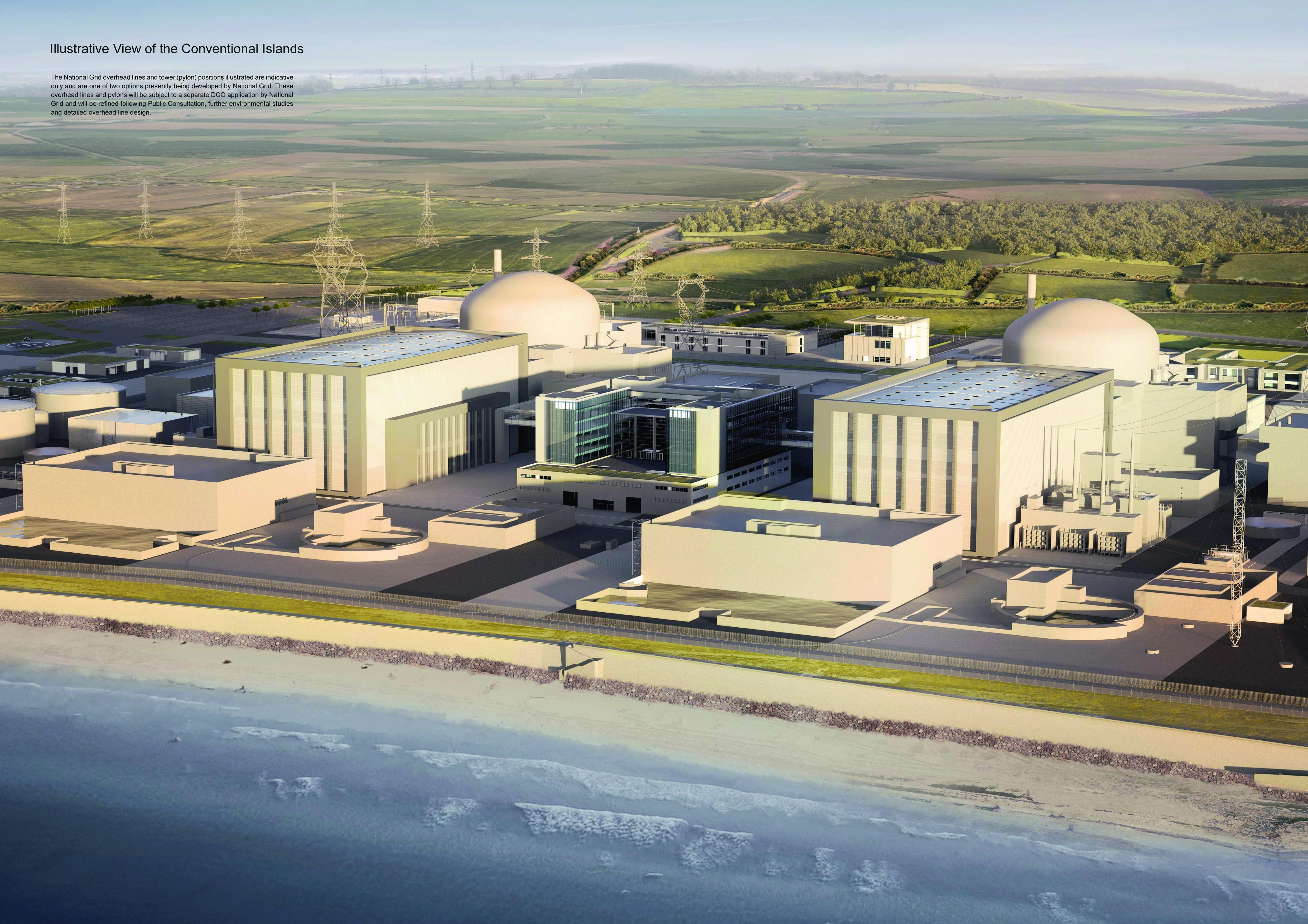 nuclear sector